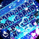 Tải Sparkling Heart Keyboard Theme APK