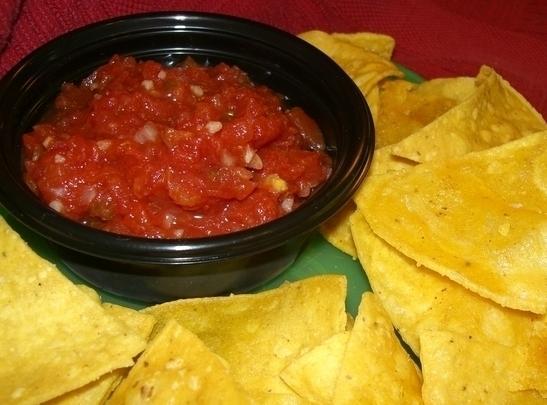 Chili's Salsa Recipe