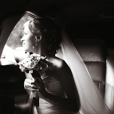 Wedding photographer Yuliya Rozanova (NovayaRoza). Photo of 14.09.2014