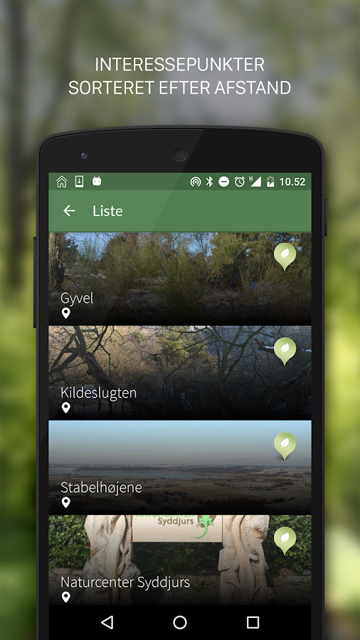 Nationalpark Mols Bjerge- screenshot