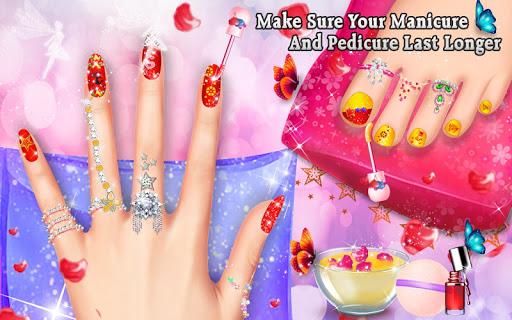 Snow Princess Makeup & Dressup Fashion Salon
