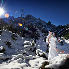 Wedding photographer Marcin Wróbel (marcinwrbel). Photo of 27.11.2015