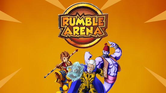 Rumble Arena: Super Smash Legends 19