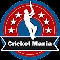 Cricket Mania : Cricket Scores icon
