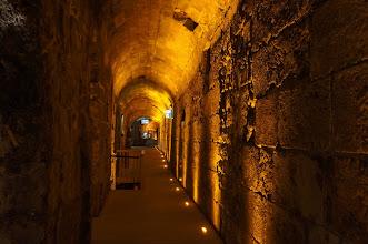 Photo: Kotel Tunnels
