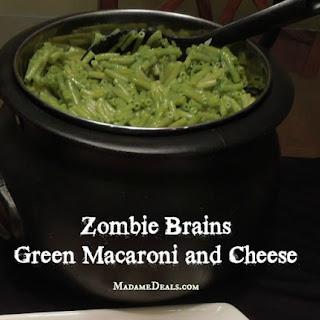 Green Mac And Cheese Recipes