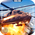 Gunship War Helicopter Shooting 3D icon