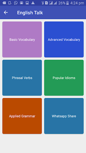 english talk: incognito speaking screenshot 3