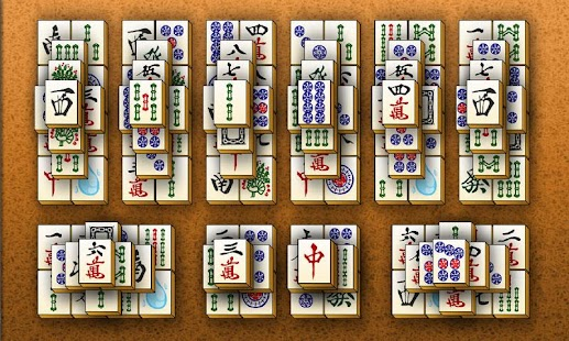 Mahjong Titans - náhled