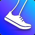 Pedometer -  Step Counter Free & Calorie Burner icon