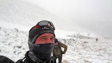 Photo: Sve što je vlažno je već smrznuto, super je!