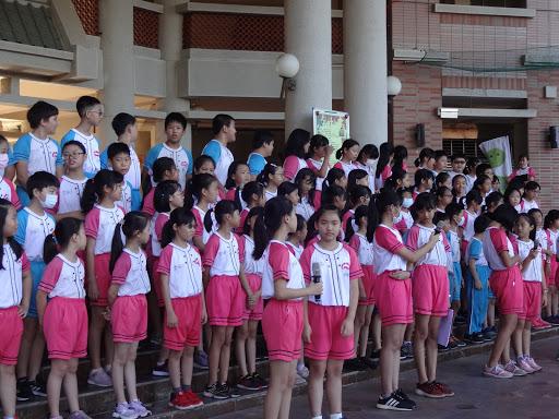 合唱團帶唱教師節歌曲