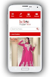 Indian Designer Wear screenshot 0