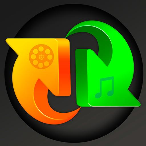 媒体与影片の映像音声変換器 LOGO-HotApp4Game