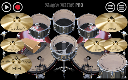 Simple Drums Pro - The Complete Drum App 1.1.7 screenshots 24