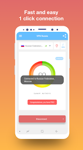 VPN Russia – get free Russian IP App Download For Android 1