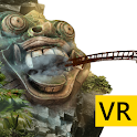 VR Temple Roller Coaster for Cardboard VR icon