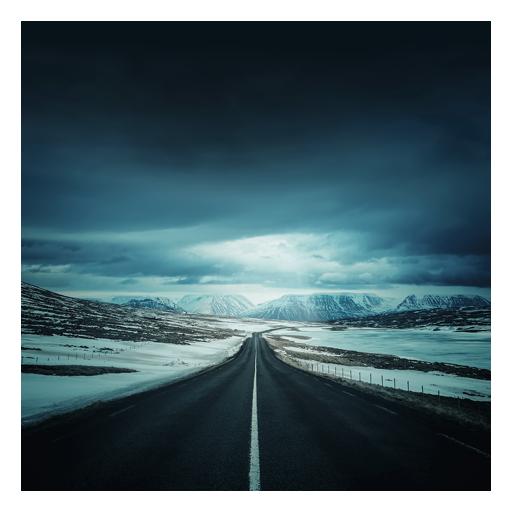 長い道のりのテーマ 個人化 App LOGO-硬是要APP