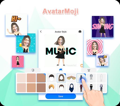 TouchPal Keyboard-Cute Emoji,theme, sticker, GIFs 6.9.7.2_20190102192414 app download 1