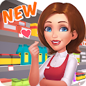 My Supermarket Story : Store tycoon Simulation icon