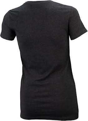 All-City California Fade Women's T-Shirt: Gray/Orange/Pink alternate image 0