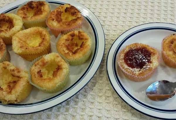 Portuguese Coconut Custard Tarts Recipe