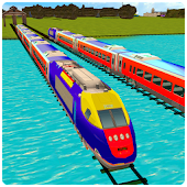 Crazy Train Mania: Subway Runner 3D