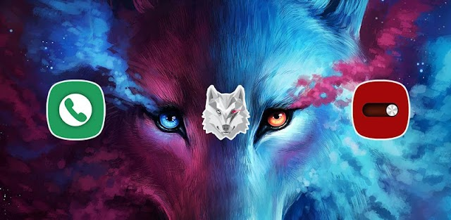 Wolf Pro Theme For Xperia