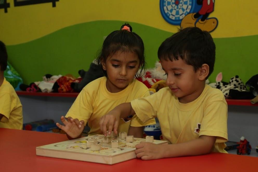 Pre-primary (Nursery, Jr  KG, Sr  KG) | JG International School