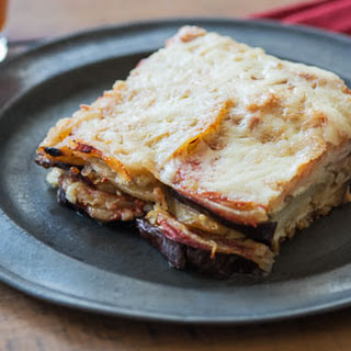 Slow-Cooker Vegetarian Moussaka