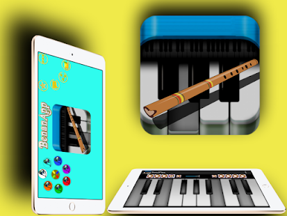 Flute (piano) for PC / Windows 7, 8, 10 / MAC Free Download