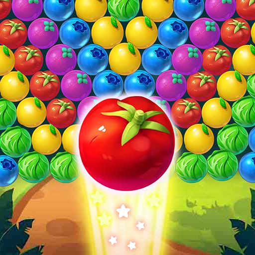 Farm Harvest pop- 2019 Puzzle Free Games
