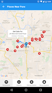 Oye Taxi - Book cabs in India- screenshot thumbnail