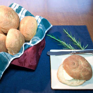 Oat Rolls (Bread Machine) Recipe