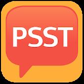 PSST - It's a secret...