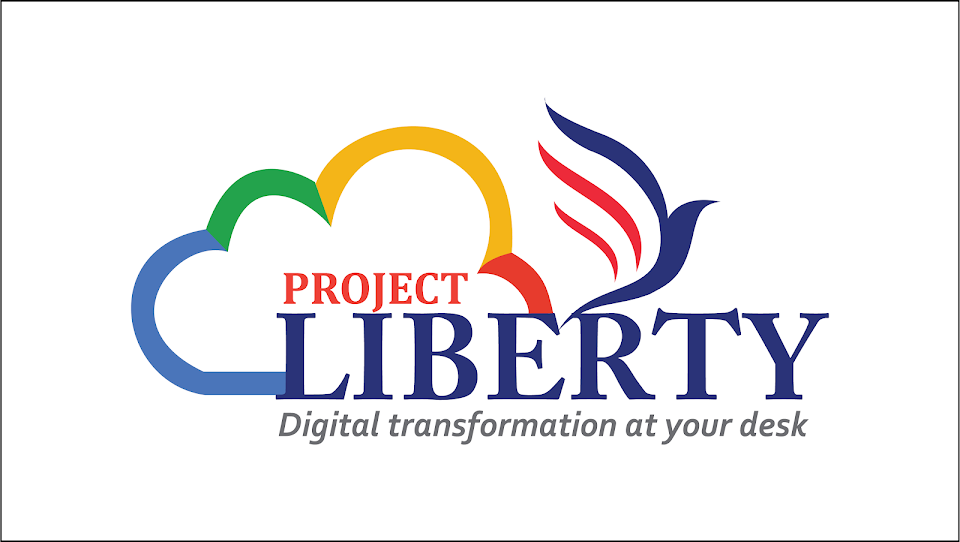 dtdc express project liberty logo