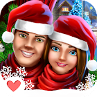 Love Story Games: Teen Christmas Romance 💑 icon