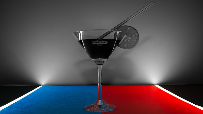 Martini un the world di Matteo Faliero
