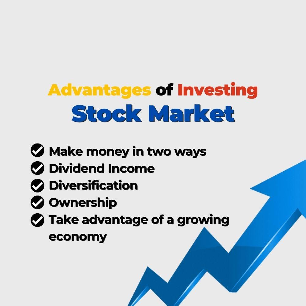Advantages of Investing Stock Market- Filipino Homes