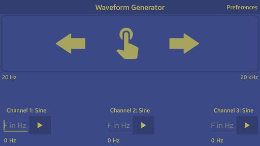 Waveform Generator Free by Thmn (Google Play, United States