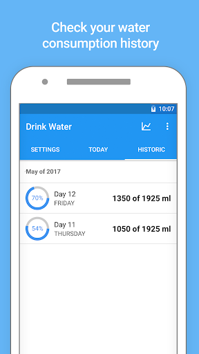 Water Drink Reminder and Alarm 2.6 screenshots 4