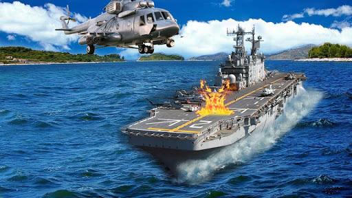 ヘリコプターガンシップストライク戦争