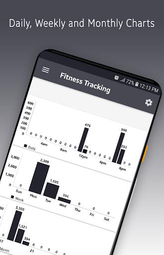 Step Counter 2019- FREE Pedometer & Weight Loss 1.0.0 screenshots 2