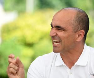 Roberto Martinez va accueillir un nouveau venu et prend la défense de ses Diables Rouges
