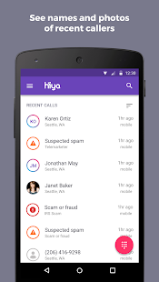 Hiya - Caller ID & Block Screenshot 3
