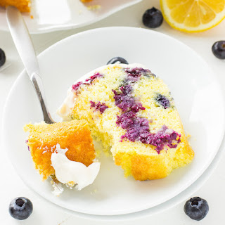 Blueberry Cake No Eggs Recipes.