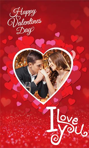Valentine's Day Photo Frames 1.0.0 screenshots 4