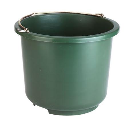 Hink 12 Liter Kraftig Grön