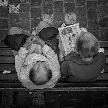Photo: have a break...  #street #streettogs #streetphotography #shootthestreet #blackandwhite #bw #monochrome