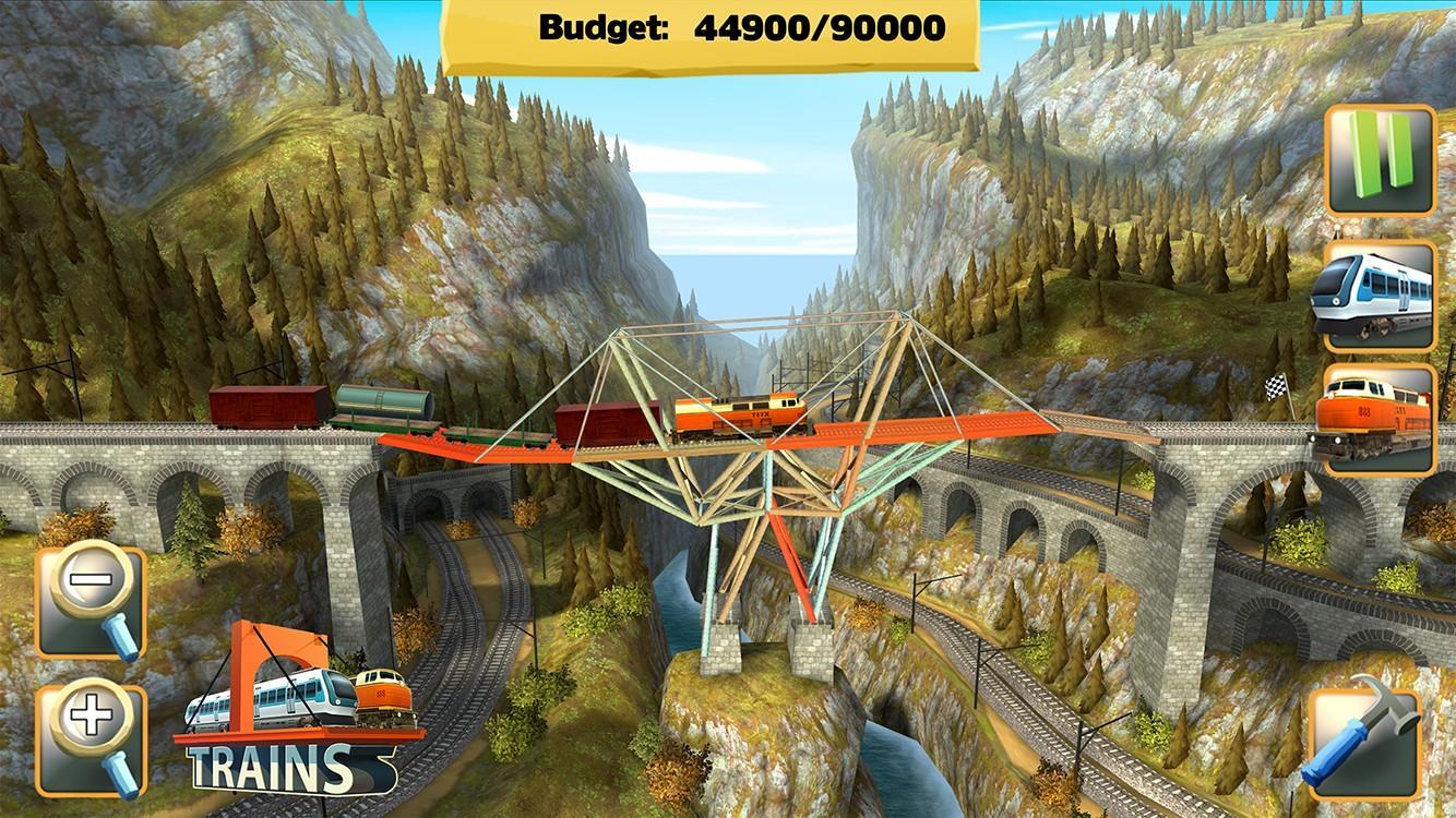 Bridge Constructor screenshot #17